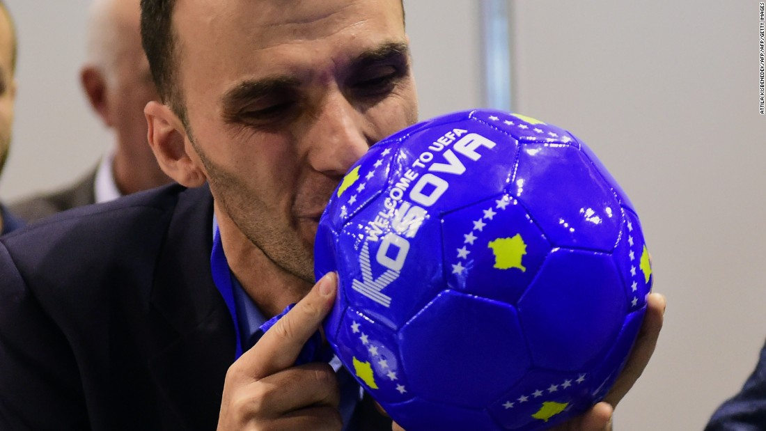After years of toil, Kosovo's national side was finally admitted into UEFA and world body FIFA in May 2016, despite opposition from Belgrade.