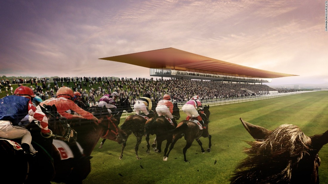 Curragh Racecourse - Murphy Ireland