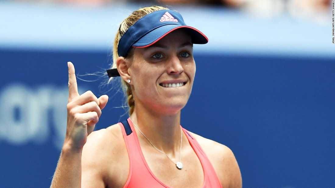 Serena's loss meant Angelique Kerber wil rise to No. 1 in the rankings on Monday, ending Serena's long stay.