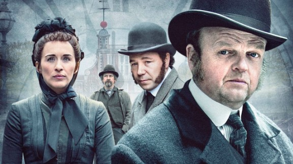 """""""The Secret Agent"""" : The thriller is set in 1886 London and based on Joseph Conrad"""