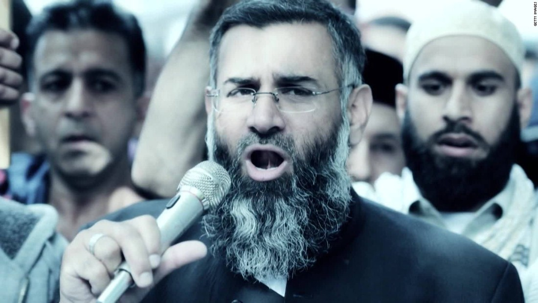 UK Islamist Anjem Choudary released from prison
