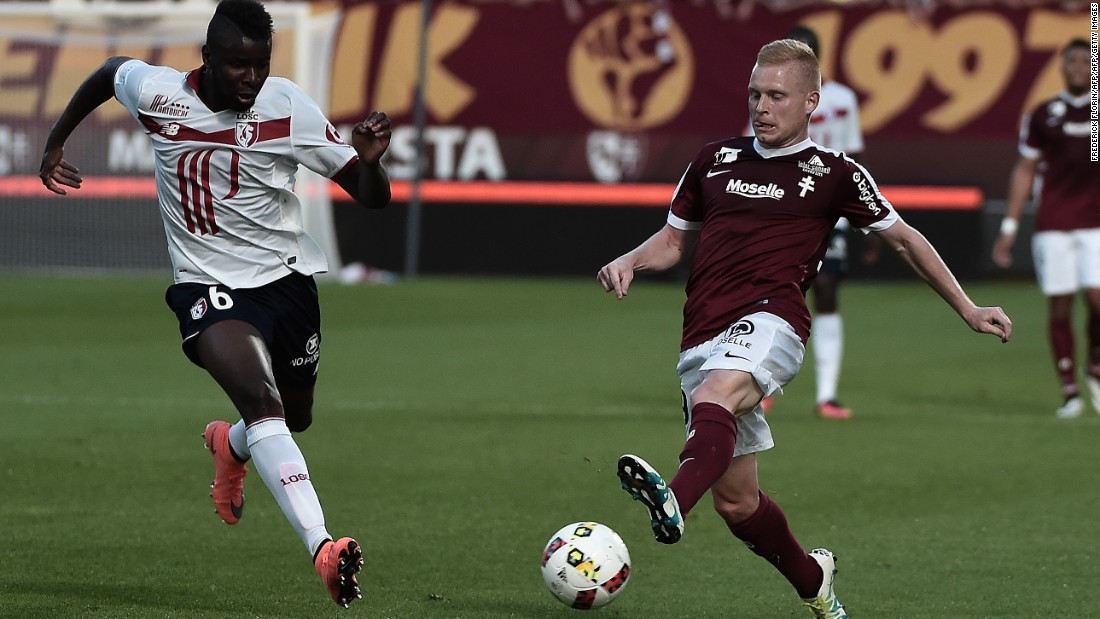 FC Metz were promoted to French top flight Ligue 1 this year but needed a new sponsor after a previous deal expired. Pan-African media group LC2 made first contact with the club to propose Chad.