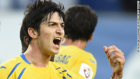 Sardar Azmoun has been one of Rostov's most impressive performers.