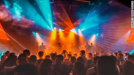 London's Fabric has welcomed 6 million club-goers over 17 years.