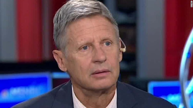 Gary Johnson what is Aleppo _00002011