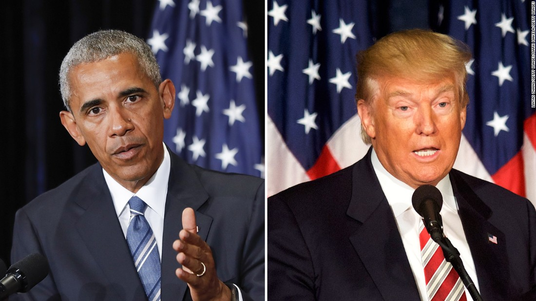 Deporting Criminals Is One Area Where President Barack Obama And  President Elect Donald Trump Agree