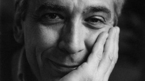 Photographer Gilles Peress, photo by Jacqueline Escolar