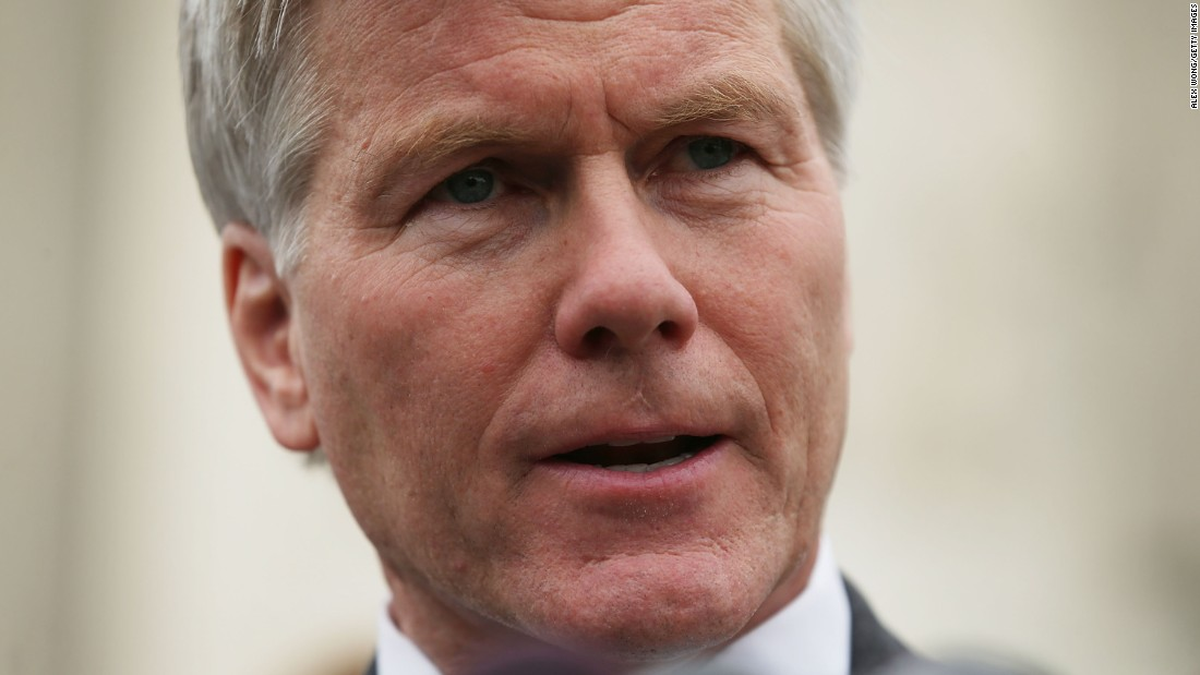 Mcdonnell Rules Kaine Out Of Order On Gay