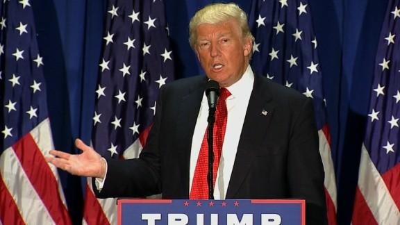 Donald Trump Cleveland