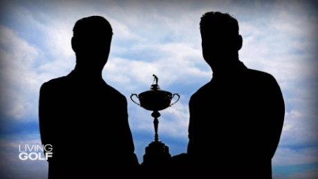 How Europe became a Ryder Cup force