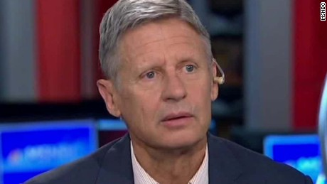 Gary Johnson not the first to stumble in an interview