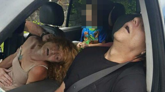 Police say awareness trumped sensitivity in their decision to release the photos.