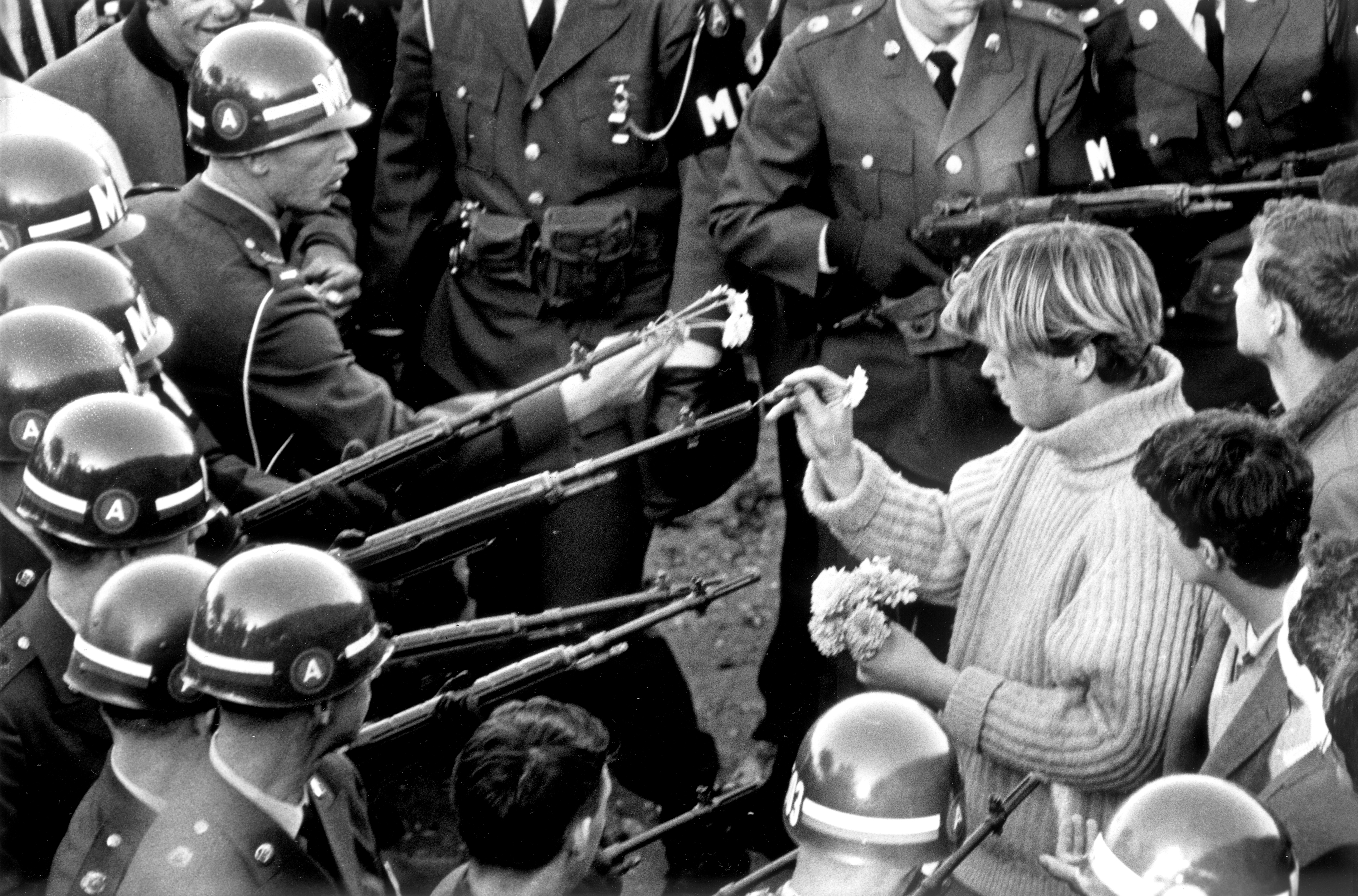 9 Moments And Movements That Defined The 60s