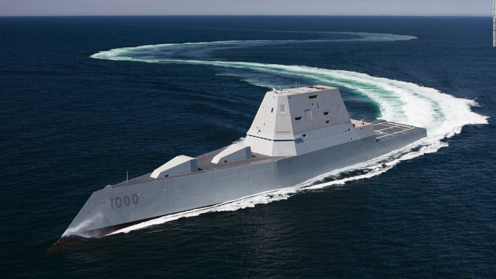 Watch the US Navy's laser weapon in action - CNN Video