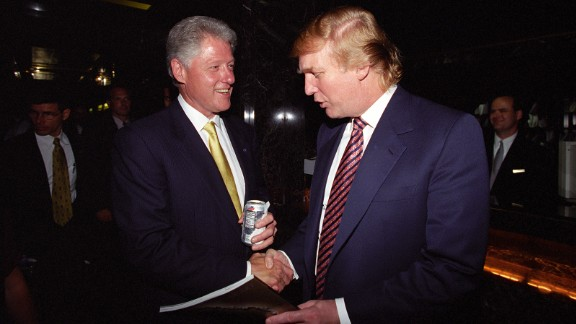 These last two images were taken Friday, June, 16, 2000, at Trump Tower.