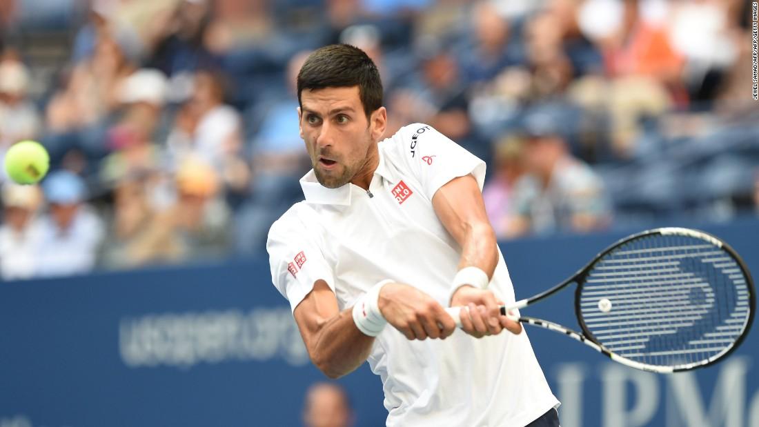 Us Open 2016 Djokovic Beats Monfils To Make Final Cnn