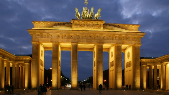 Berlin has taken a lead in banning high-polluting vehicles.