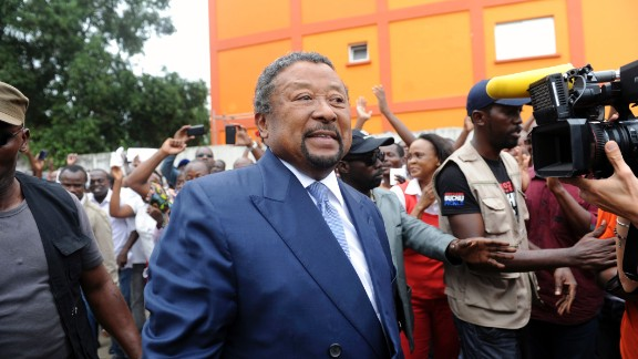 Gabon opposition leader Jean Ping is questioning the results of last month's presidential election.