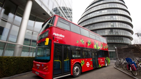 This will include the city's first fleet of electric buses.