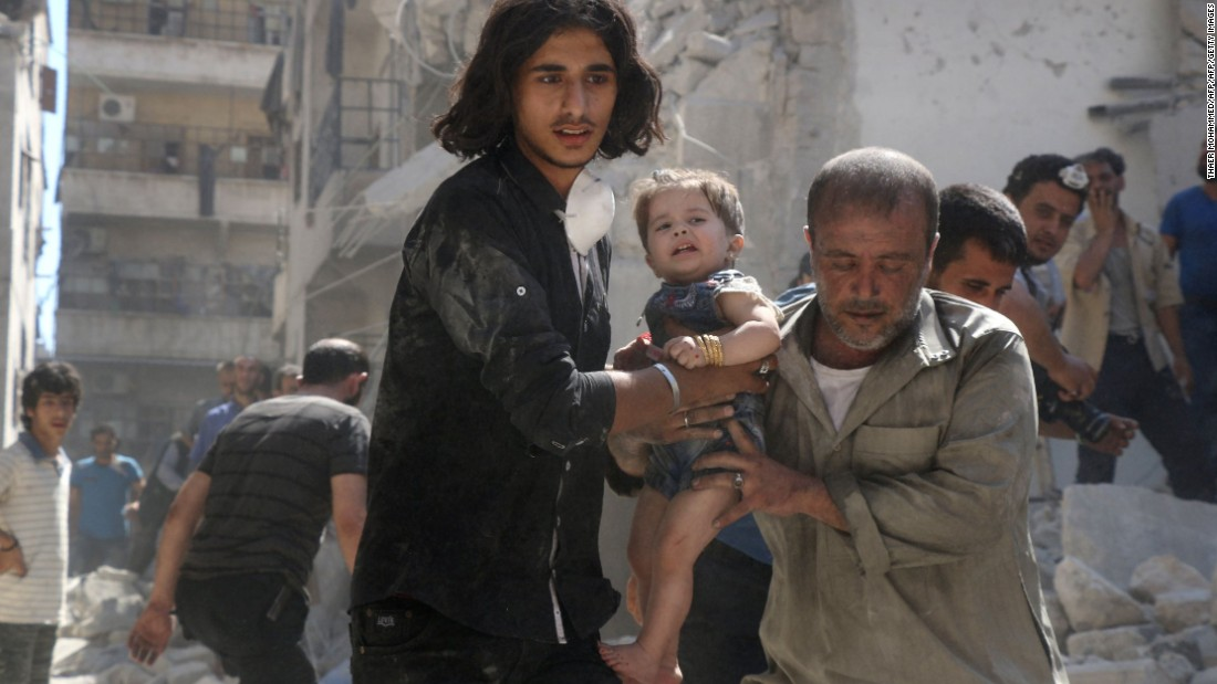 Syria Ceasefire What You Need To Know Cnn