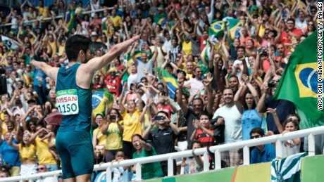 Brazilian athletes have made a successful start to the Paralympics.