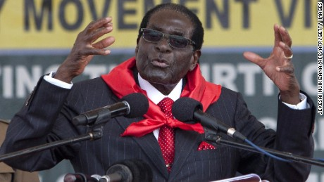Zimbabwe political crisis: What's happening?
