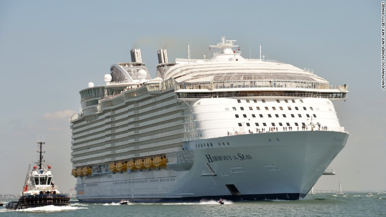 Harmony Of The Seas Crew Member Killed In Accident On Ship CNN - Harmony cruise