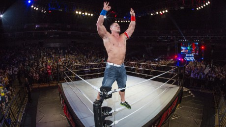 John Cena learns Chinese to appeal to his Chinese fans