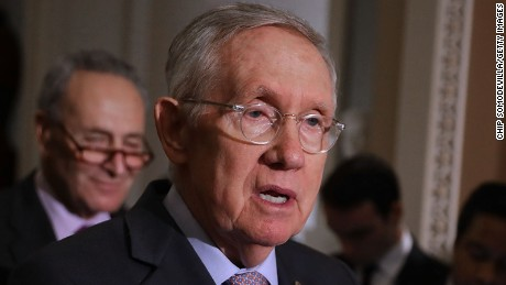 Harry Reid: Comey may have violated the Hatch Act