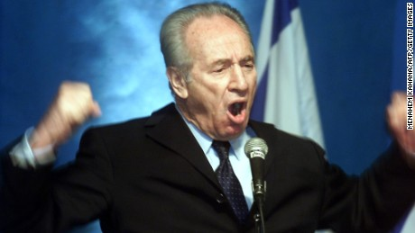 Herzog: Shimon Peres was a giant who dreamed of peace