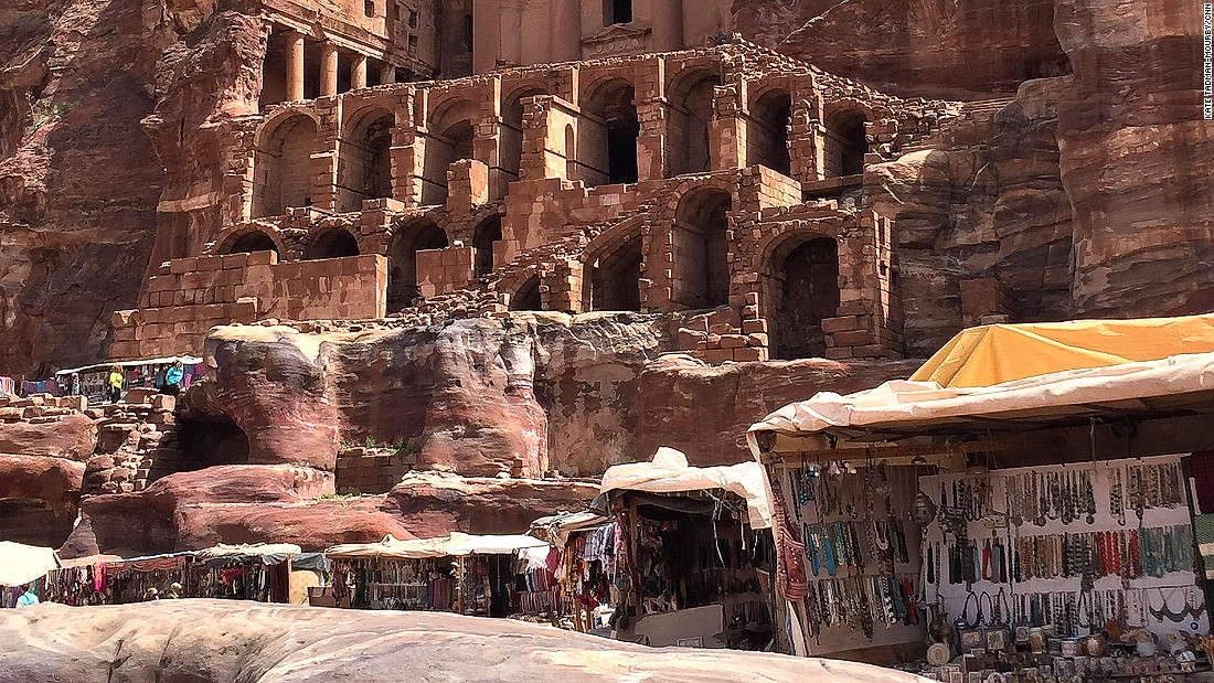 Can Jordans Indiana Jones City Of Petra Survive Cnn Travel