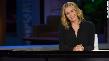 Los Angeles, California   May 18  Chelsea Handler Talk Show in Los Angeles on May 18, 2016.  Guest include Christina Aguilera, Bill Plaschke, and Robbie Rogers (photo by Adam Rose/Netflix)
