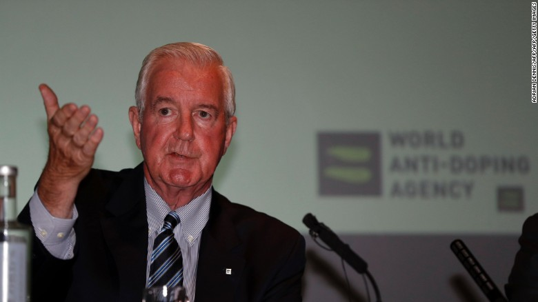 Winter Olympics: WADA chief Reedie on Russia