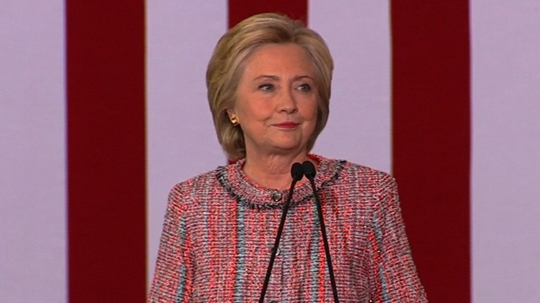 Hillary Clinton: I'm not great at taking it easy