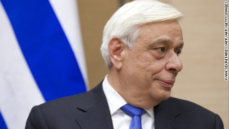 Greek President: We must stand up for our European values