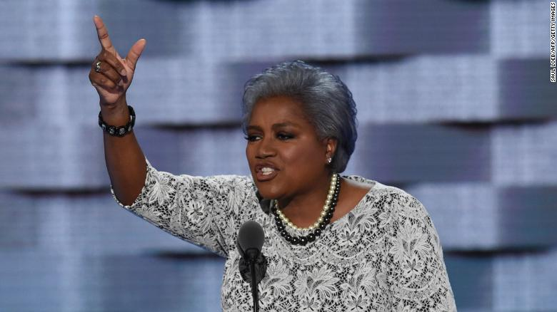 Ex-DNC chair goes after Clinton in new book