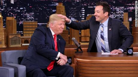 Samantha Bee is right: Jimmy Fallon should've pressed Trump