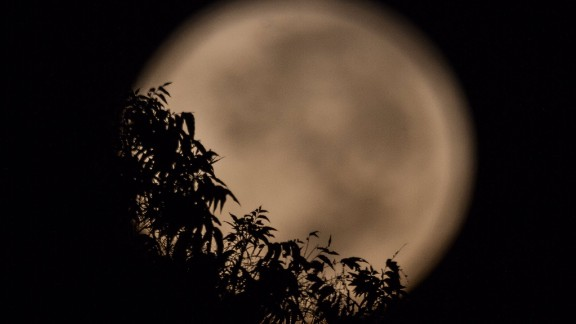 Here's another angle of the moon from Hogan.