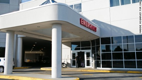 More than a dozen heroin overdose victims were treated at St. Mary's, one of two  hospitals in Huntington, on August 15. Six were dumped out of cars in front of the ER.