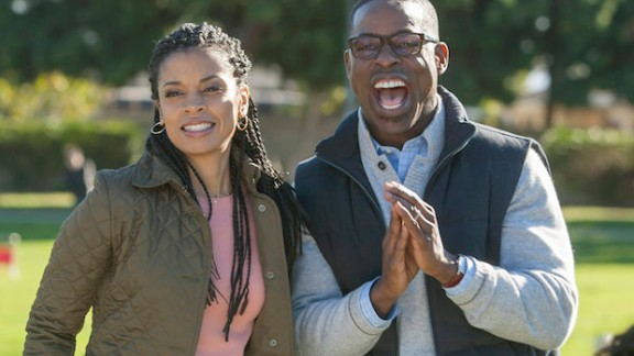 """Susan Kelechi Watson and Sterling K. Brown on """"This is Us."""""""