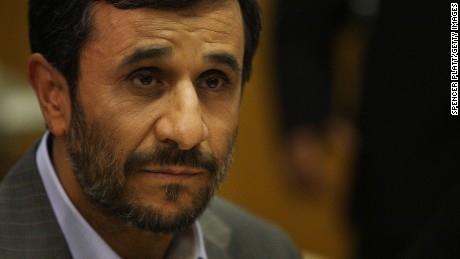 Former Iranian President Mahmoud Ahmadinejad has joined Twitter, which he previously opposed.