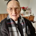 Yisrael Kristal worlds oldest man