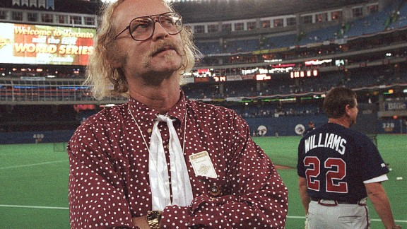 "W.P. Kinsella, the author of ""Shoeless Joe,"" the award-winning novel that became the film ""Field of Dreams,"" died at 81 on September 16."