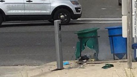 New details on explosive device at New Jersey run