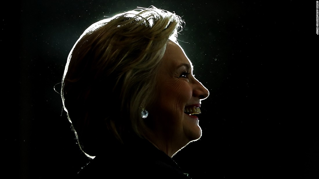 克林顿将NC视为紧缩种族的防火墙