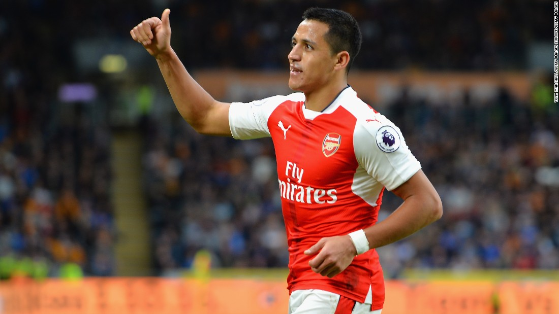 Alexis Sanchez is a hero to Chileans but may soon be a heart breaker to North Londoners. The former Barcelona man, who arrived in 2014 for £36.1 million, has led Chile to two successive Copa America victories, but has yet to seriously challenge for a Premier League title. The fact that his contract extension negotiations at Arsenal stalled last season is a worrying sign for Arsenal fans, who have grown accustomed to their leading scorers leaving for greener pastures.