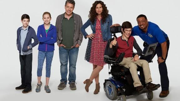 "Minnie Driver stars in ""Speechless"" on ABC."