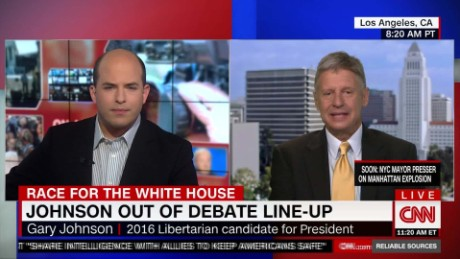Gary Johnson vows to fight on_00041820