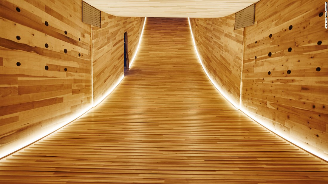 London Design Festival: Will timber define our age? - CNN Style