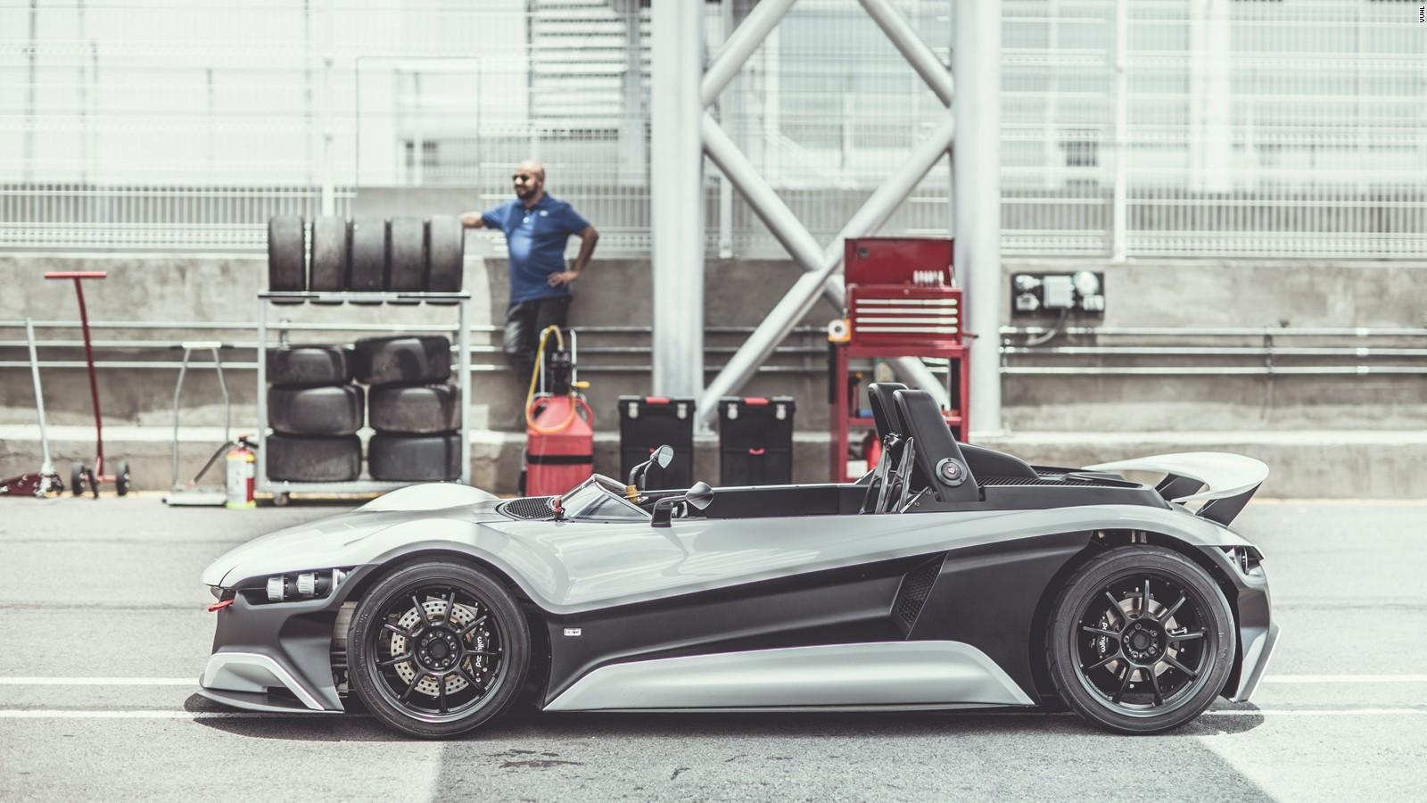 Get Vuhl Supercar